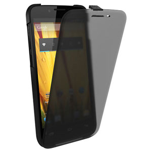 bq Second Skin Flip Case for Aquaris 5 HD - Black