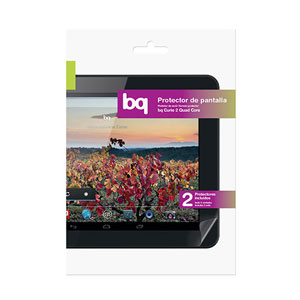 Official bq Screen Protector for Aquaris 5.7 - Twin Pack