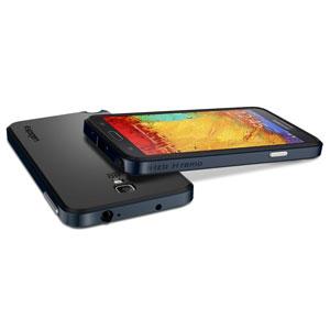 Spigen SGP Neo Hybrid Samsung Galaxy Note 3 Neo Case - Slate