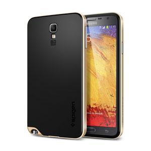 new concept 21148 cafbf Spigen Neo Hybrid Samsung Galaxy Note 3 Neo Case - Gold