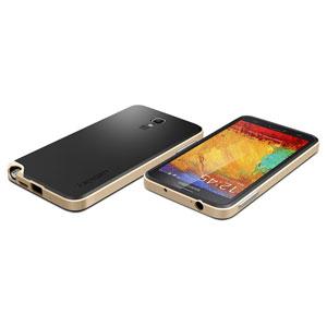 Spigen SGP Neo Hybrid Samsung Galaxy Note 3 Neo Case - Gold
