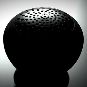 Balck Submarine Bluetooth Portable Suction Speaker Stand - Black