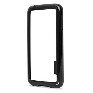 Flexiframe Samsung Galaxy S5 Bumper Case - Black