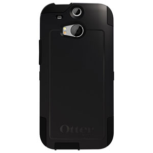 OtterBox HTC One M8 Commuter Series Case - Black