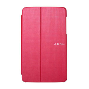 LG QuickPad Case for LG G Pad 8.3 Pink