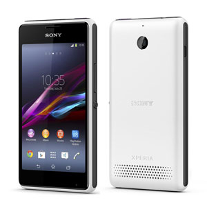 Sim Free Sony Xperia Z1 - White
