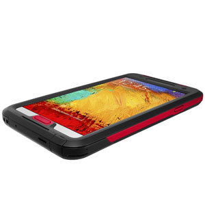 Seidio OBEX Waterproof Case for Galaxy Note 3 - Black