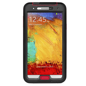 Seidio OBEX Combo Case for Galaxy Note 3 - Black with Red