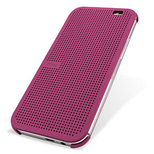 Official HTC One M8 Dot View Case - Baton Rouge