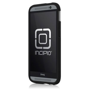 Incipio HTC One M8 DualPro Case - Black