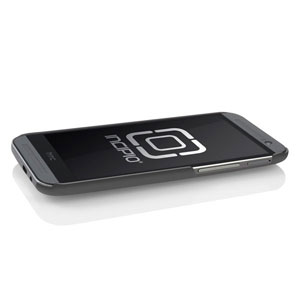 Incipio Feather HTC One M8 Case - Iridescent Grey