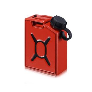 Chargeur Porte-clefs Fuel: Micro USB – Rouge