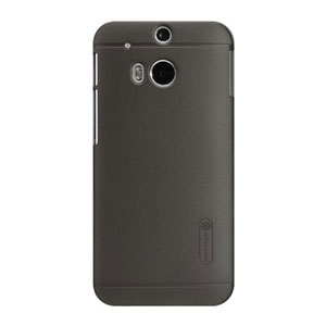 Nillkin Super Frosted Shield HTC One M8 2014 Case - Brown