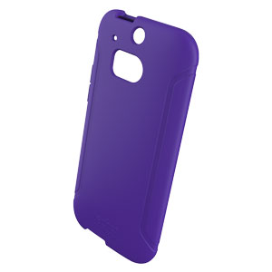 Tech21 HTC One M8 Impact Tactical Case - Purple