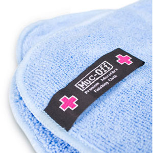 Muc-Off Microfibre cloth