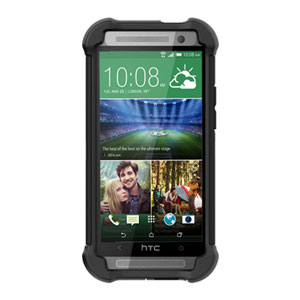 Ballistic HTC One M8 Tough Jacket Maxx Case - Black