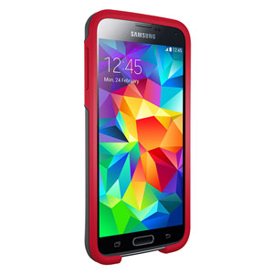 OtterBox Symmetry Samsung Galaxy S5 Case - Cardinal
