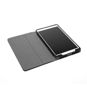 Zenus - Modern Classic Folio Case For Galaxy Tab Pro 8.4 - Black