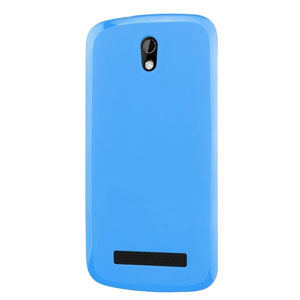 Flexishield HTC Desire 500 Case - Blue