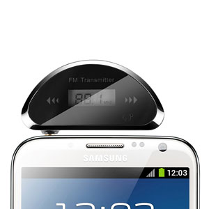 Audio FM Transmitter for Smartphones