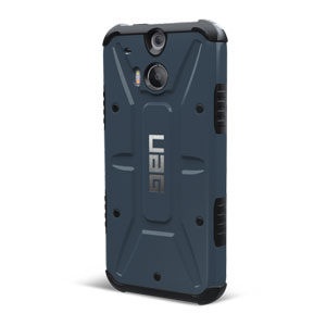 UAG Aero HTC One M8 Protective Case - Blue