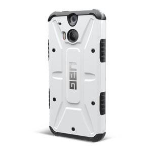 UAG Navigator HTC One M8 Protective Case - White