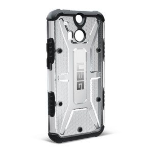 UAG Maverick HTC One M8 Protective Case - Clear
