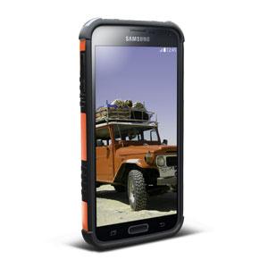 UAG Outland Samsung Galaxy S5 Protective Case - Orange