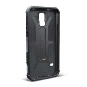 UAG Scout Samsung Galaxy S5 Protective Case - Black
