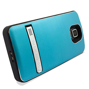 Samsung Galaxy S5 Power Jacket Case 3200mAh - Blue