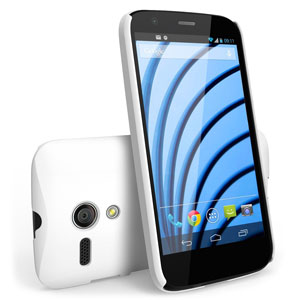 Rearth Ringke Moto G Slim Case - SF White