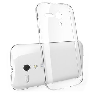 Rearth Ringke Moto G Slim Case - Crystal Clear