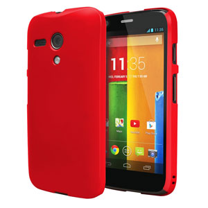Rearth Ringke Moto G Slim Case - Crimson Red