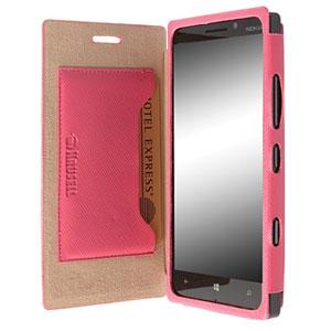 Krusell Nokia Lumia 930 Malmo FlipCase - Pink
