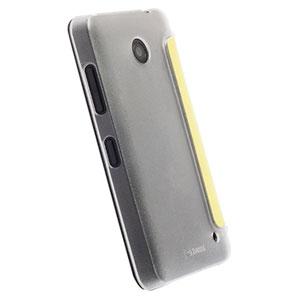 Krusell Nokia Lumia 635 / 630 Boden FlipCover WwN - Yellow