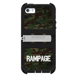 Trident Kraken A.M.S. Rampage Jackson iPhone 5S / 5 Case - Camo