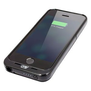 Mugen iPhone 5S / 5 Extended Battery Case 2100mAh - Black