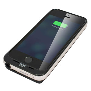 Mugen iPhone 5S / 5 Extended Battery Case 4200mAh - Black