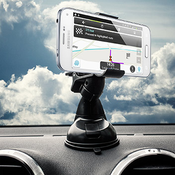 DriveTime Grip-It Samsung Galaxy S5 In-Car Pack