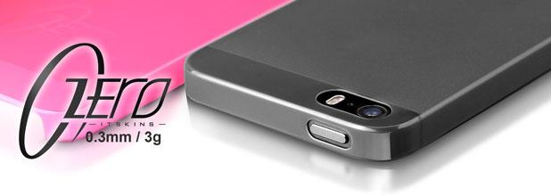 ITSKINS Zero.3 Samsung Galaxy S5 Case - Black