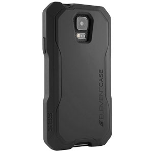 ElementCase Recon Chroma Samsung Galaxy S5 Case - Black