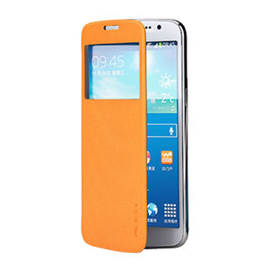 ROCK Magic Series Samsung Galaxy Grand 2 Case - Orange