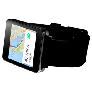 LG G Watch for Android Smartphones - Stealth Black