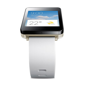 LG G Watch - Champagne Or