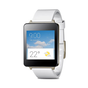LG G Watch for Android Smartphones - Champagne Gold