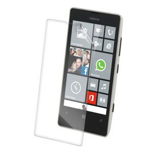 InvisibleSHIELD Edge-to-Edge Nokia Lumia 520 Screen Protector