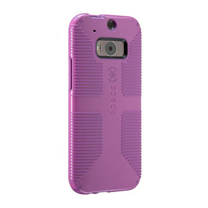 Speck CandyShell Grip for HTC One M8 - Purple