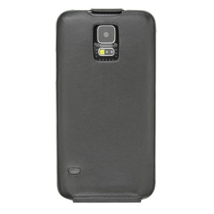 Noreve Tradition Leather Case for Samsung Galaxy S5 - Black