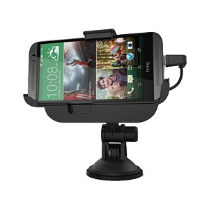 Case Compatible HTC One M8 In Car Mount Cradle