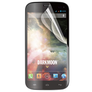 Muvit Matte & Glossy Screen Protector for Wiko Darkmoon